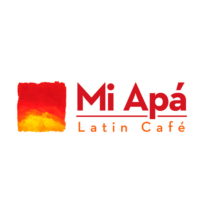 MiApå Latin Cafe Logo